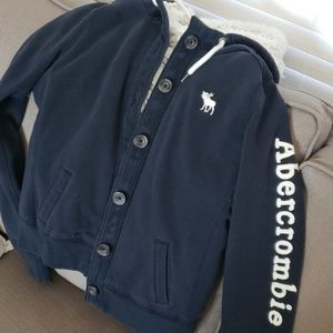 Hooded Abercrombie Sweater